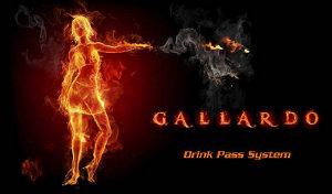 Gallardo Drink Pass